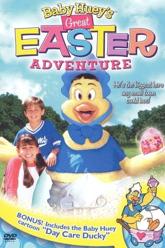 Poster of Baby Huey's Great Easter Adventure