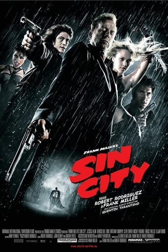 Poster of Sin City