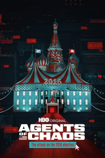 Agents of Chaos 1ª Temporada Completa Torrent (2020) Legendado WEB-DL 720p e 1080p – Download
