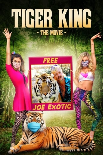 Barbie & Kendra Save the Tiger King Poster