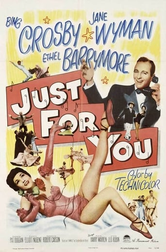 Just for You poster