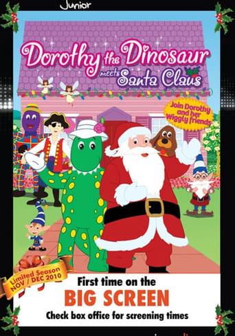 Poster of Dorothy the Dinosaur Meets Santa Claus