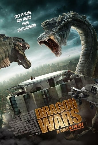 Drakonų karai / Dragon Wars: D-War (2007)