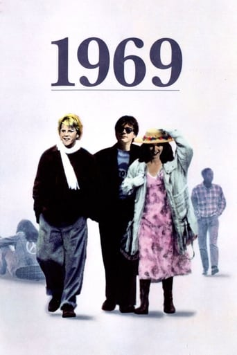 1969 (1988) - poster