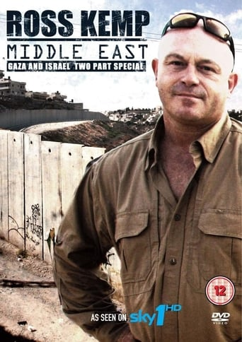 Poster of Ross Kemp: Middle East