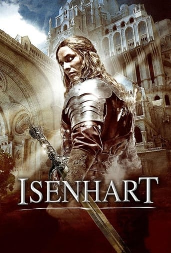 Poster of Isenhart: The Hunt Is on for Your Soul