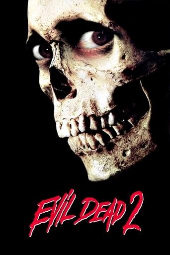 Poster Evil Dead II