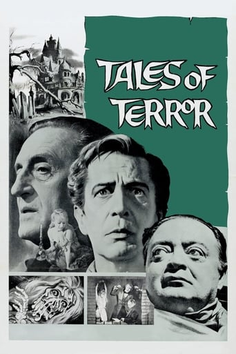 Poster of Tales of Terror