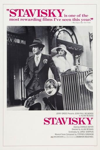 Poster of Stavisky...
