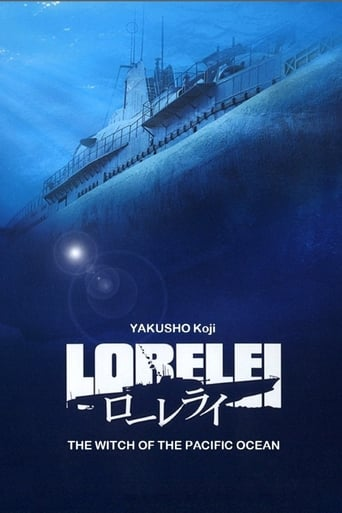 Poster of Lorelei: The Witch of the Pacific Ocean