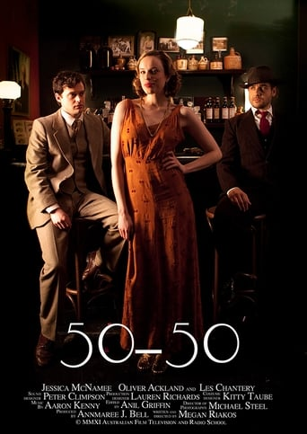 Poster of 50-50