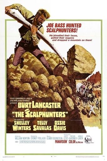 Poster of The Scalphunters