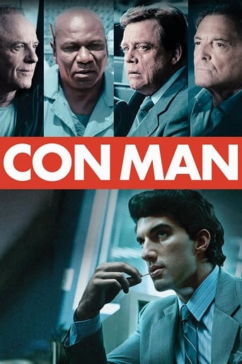 Con Man Movie Poster