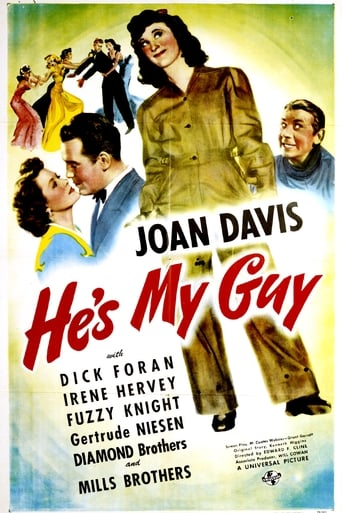 Poster of He's My Guy