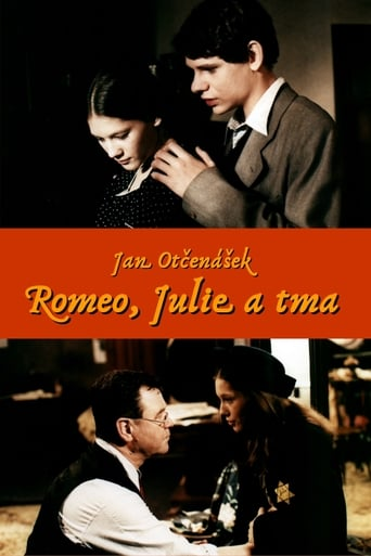 Poster of Romeo, Julie a tma