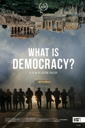 'What Is Democracy? (2018)