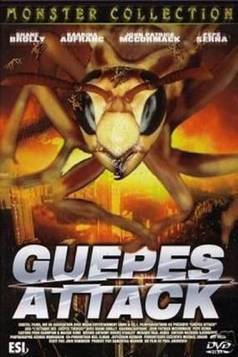 Poster of Guêpes attack