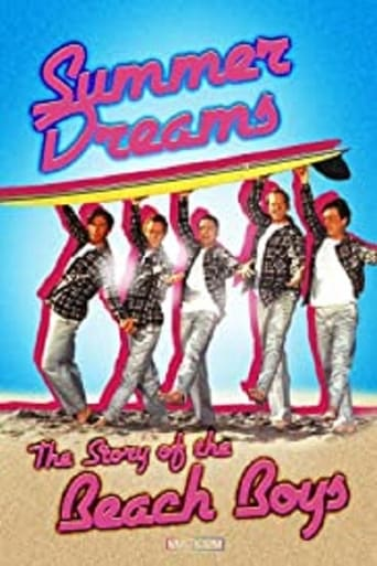 Poster of Summer Dreams: The Story of the Beach Boys