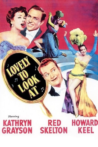 Poster of Lovely to Look At