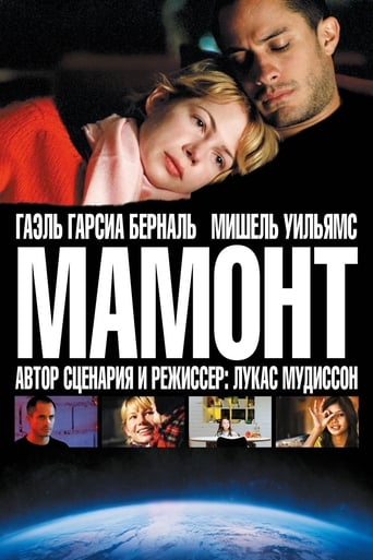 Poster of Мамонт