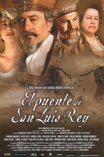Poster of El puente de San Luis Rey