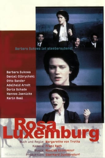 Poster of Rosa Luxemburg fragman