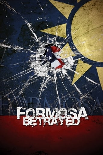 Poster of Formosa Betrayed