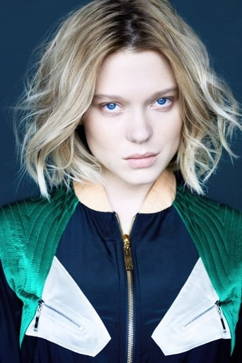 A picture of Léa Seydoux