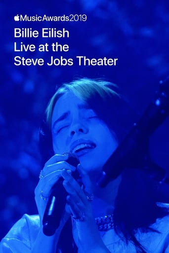 Poster of Billie Eilish - Live at the Steve Jobs Theater