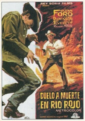 Poster of Duelo a muerte en Río Rojo