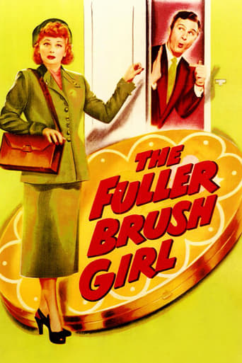 Poster of The Fuller Brush Girl