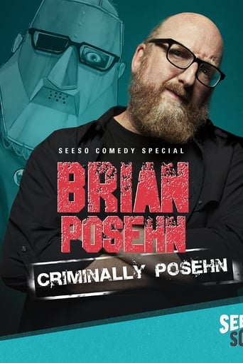 Poster of Brian Posehn: Criminally Posehn