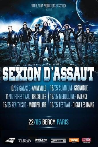 Sexion d'Assault - L'apogée a Bercy