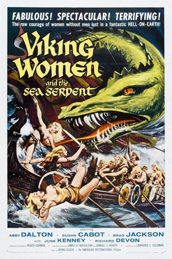Poster of The Saga of the Viking Women and Their Voyage to the Waters of the Great Sea Serpent