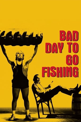 Poster of Bad Day to Go Fishing