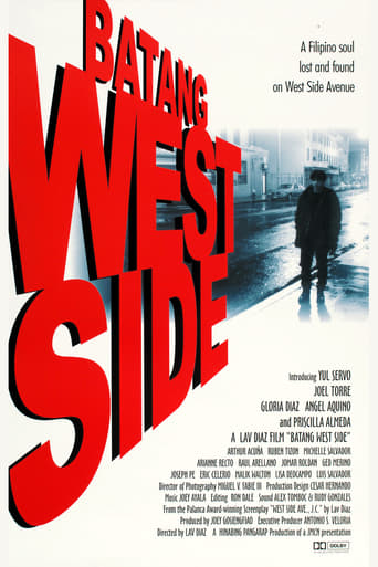 Poster of West Side Avenue