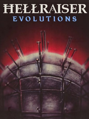 Poster of Hellraiser: Evolutions