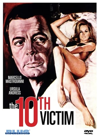 'The 10th Victim (1965)