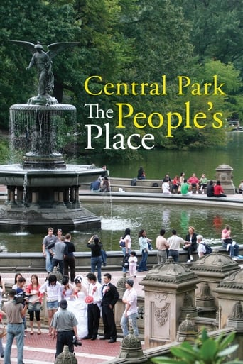 Central Park: The People's Place Movie Poster