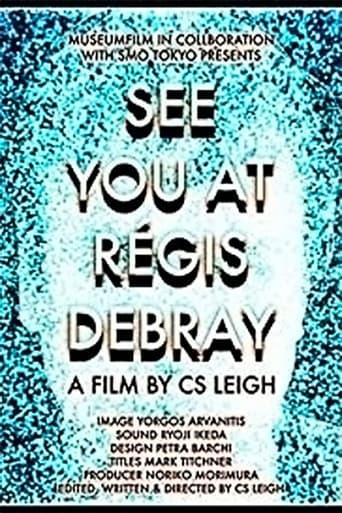 Poster of See You at Régis Debray