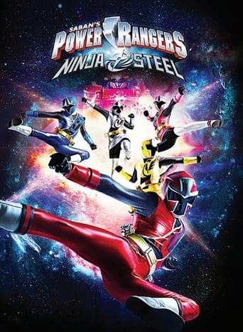 Power Rangers Ninja Steel 1ª Temporada - Poster