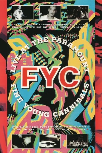 Fine Young Cannibals - Live at the Paramount