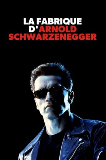 Poster of Building Arnold Schwarzenegger