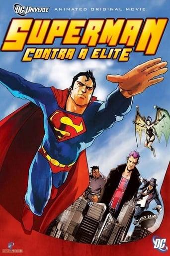 Superman Contra a Elite - Poster