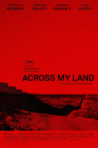 Poster of Across My Land