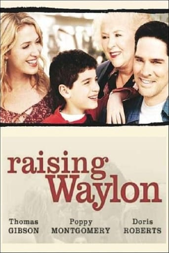 Poster of Raising Waylon
