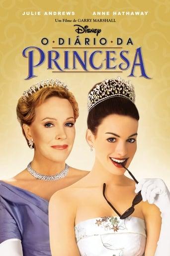 O Diário da Princesa - Poster