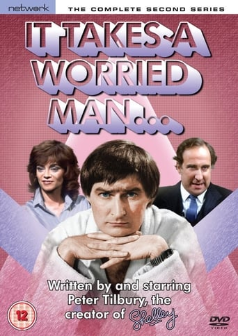 Poster of It Takes a Worried Man