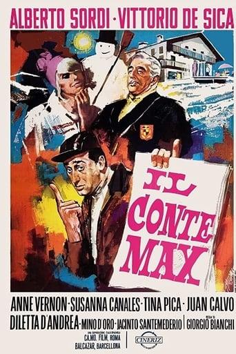 Poster of Il conte Max