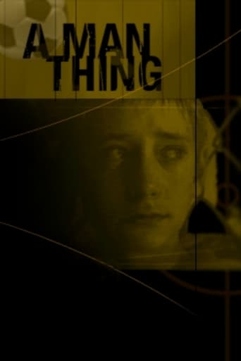 Poster of A Man Thing